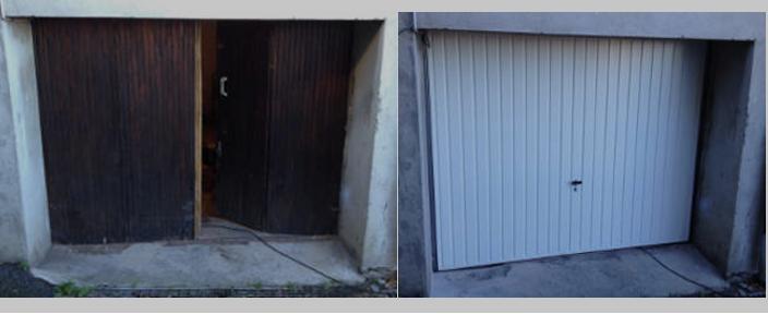 Poratil de garage basculant st etienne loire 42 stores for Garage st etienne